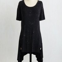 Long Short Sleeves All Kinds of Edgy Top