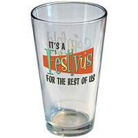 Seinfeld Festivus Pint Glass