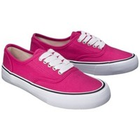 Women's Mossimo Supply Co. Layla Canvas Sneaker - Pink
