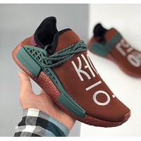 Adidas HUMAN RACE NMD Philippine Dong joint casual sports shoes