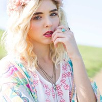 Rosey Posey Crown