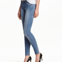 H&M Super Skinny Low Jeans $19.99