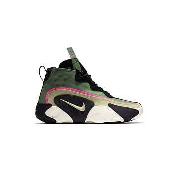 Nike React Frenzy The 10th Spiral Sage Olive Aura