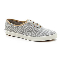 Keds Champion Tribal Sneakers - Drizzle Gray