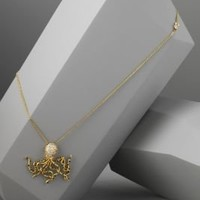 Octopus Ado Necklace in the SHOP Jewelry Necklaces at BHLDN