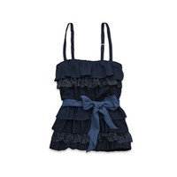 Abercrombie & Fitch - Shop Official Site - Womens - Tops - Tanks & Camis - Pretty - Arielle