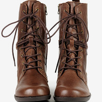 Seychelles Meteor Shower III Vintage Leather Boots $75
