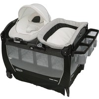 Graco Baby Pack 'n Play Playard Snuggle Suite LX Bassinet Pierce NEW