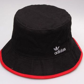 Perfect Adidas Buckets hats Women Men Embroidery Sports Sun Hat Baseball Cap Hat
