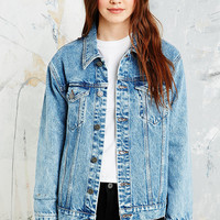 BDG Authentic Denim Jacket - Urban Outfitters