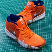 Dragon Ball Z X Nike Kyrie 4 Sport Basketball Shoes - Best Online Sale
