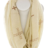 Carry On in Grace Infinity Scarf