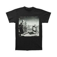Social Distortion Men's  Mommy's Little Monster T-shirt Black