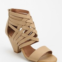Jeffrey Campbell Puente Peep-Toe Heel - Urban Outfitters
