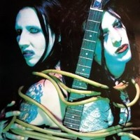 "P-3450 Marilyn Manson Hard Rock Heavy Metal Band Wall Decoration Poster Size 21""x31"