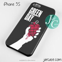 green day band Phone case for iPhone 4/4s/5/5c/5s/6/6 plus