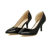 Women's Classic Pointed Toe Limited High Heel