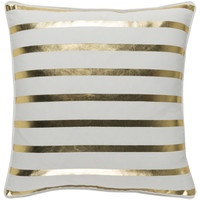 Holiday Peace Throw Pillow