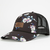 O'neill Meadow Womens Trucker Hat Black One Size For Women 24804210001