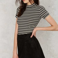 After Party Treasure Wrap Skirt