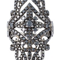 Elise Dray Diamond Regal Ring - Jewellery Atelier - Farfetch.com