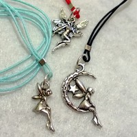 Tiny Charm -Little Fairies  (Available in 4 diff. designs) from Pelhuaz by Red