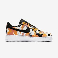 spbest NIKE - Men - Air Force 1 Low - Orange/Black/White