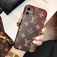 Louis Vuitton LV new iPhone11promax mobile phone shell big-name 7/8plus