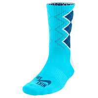 Men's Nike SB Dri-FIT Argyle Skate Crew Socks