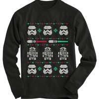 Star Wars Ugly Christmas Sweater - On Sale