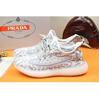 prada men fashion boots fashionable casual leather breathable sneakers running shoes 86