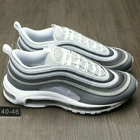 NIKE AIR MAX 97 Fashion Running Sneakers Sport Shoes G-HAOXIE-ADXJ