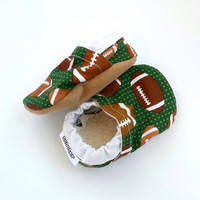 football shoes baby football booties green and white football boy football clothing baby sport shoes baseball soft sole shoes with footballs