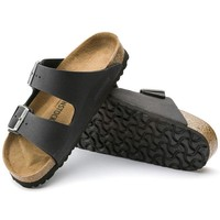 Best Online Sale Birkenstock Arizona Microfiber Anthracite 0652421/0652423 Sandals