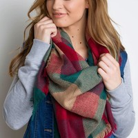 Avalon Blanket Scarf