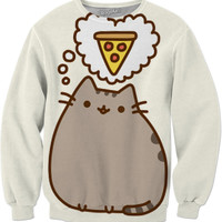 Pusheen That Cat Ft. Pizza
