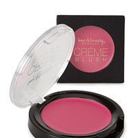 FOREVER 21 Creme Blush Pink One