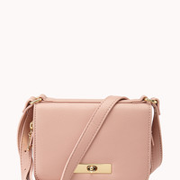 Everyday Faux Leather Crossbody