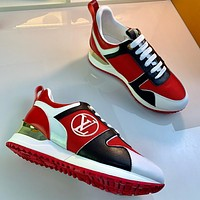 lv louis vuitton womans mens 2020 new fashion casual shoes sneaker sport running shoes 239