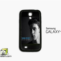 Shawn Mendes Song Samsung Galaxy S4 Case Cover by Avallen