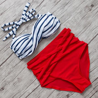 Bikini Set Swimwear Women Swimsuit Bathing Suit