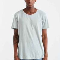 BDG Standard-Fit Pigment-Dyed Wide Neck