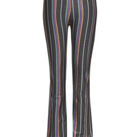 GLITTER STRIPE FLARED TROUSERS – New Girl Order