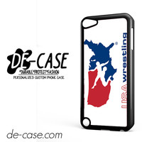 Usa Wrestling League T DEAL-11589 Apple Phonecase Cover For Ipod Touch 5