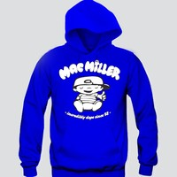 Mac Miller Unisex Hooded Sweatshirt Funny and Music