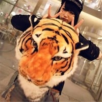 Casual Back To School Comfort On Sale College Hot Deal Stylish Toy Tiger Character Backpack [8894724615]