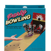 Party Bowling Kit Teal One
