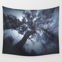 How low will you go Wall Tapestry by HappyMelvin