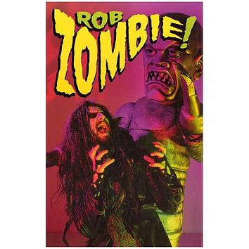 Rob Zombie Monster Man Poster 11x17