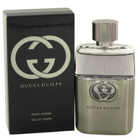 Gucci Guilty Cologne by Gucci Eau De Toilette Spray